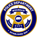 Medrean City Police Department seal.png