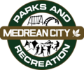 Medrean City Parks Department seal.png